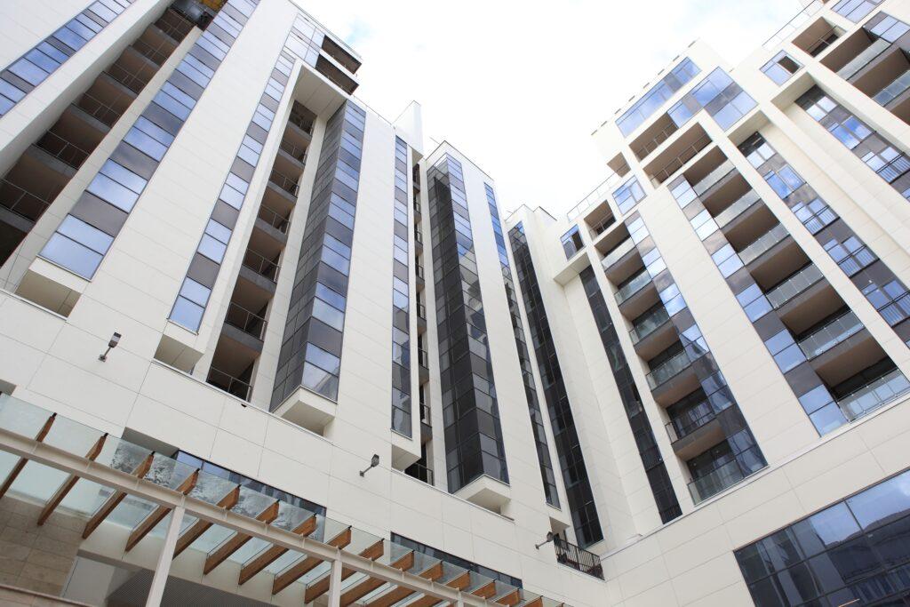 Фиброцементный фасад Cembrit Deco