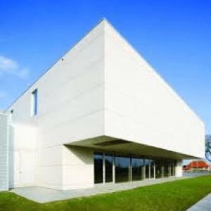 Вентилируемый навесной фиброцементный фасад